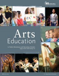 Arts Report Cover Photo