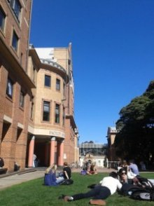 Education Building, University of Sydney