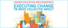 Higher Education Reconsidered: Executing Change to Drive Collective Impact