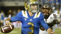 Josh Rosen completed 22 of 40 passes for 280 yards and two TDs with one INT in the loss vs. Arizona State.