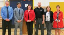 photo - College of the Rockies and School District #5 Project Receives ViaSport Grant