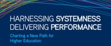 SUNYCON 2012 - Harnessing Systemness, Delivering Performance