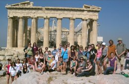 Art Education Abroad