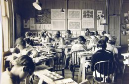 Art Education from 1920s to 1940