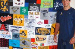 High School t shirts Quilts