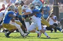 UCLA Stanford football game time