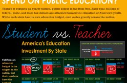 What is public education in America?