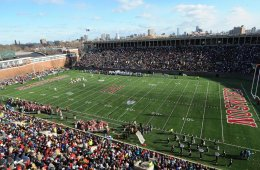 Yale Harvard football TV
