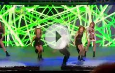 2NE1 - I AM THE BEST SBS Super Concert in America 2012