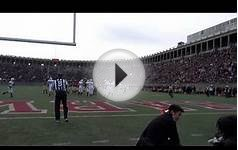 131 Harvard Yale The Game 2014 Harvard Scores First with a
