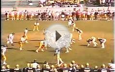 1986 Skyline High School vs ROY Utah 1st round Football