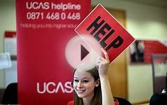 A-level results: UCAS website crashes as results traffic