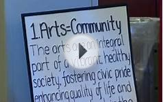 Arts supporters rally for education funding