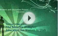Benefits of Higher Education