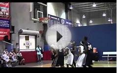 Bershard Edwards #7 - 8th Grade Highlights from 1 AAU Game
