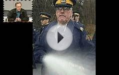 Canada vs America (pepper spraying)