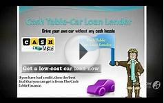 Car loan for people with bad credit | Sameday Car loan
