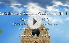 """Catholic Higher Education in America: Challenges and"