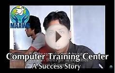Computer Training Center | A Success Story | MAAWS Bangladesh