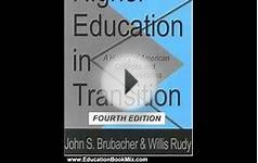 Education Book Review: Higher Education in Transition: A