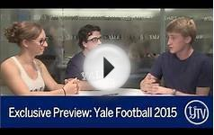 Exclusive Yale Bulldogs Football Season Preview 2015