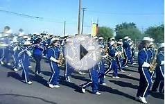 gadsden school district marching band at somerton az pt 1