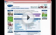 How to Choose a PhD Proposal using (jobs.ac.uk) website