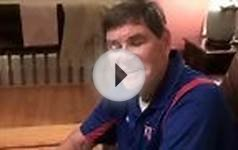 Jim Ryun walks thru his sub-4 minute high school only
