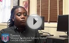 Job Corps Voices - Tarenza - Career Training and Education