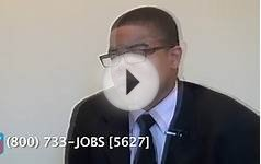 Job Corps Voices - Victor and Higher Education - Career