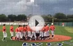 Johnny Gonzales Baseball 2015 Texas high school playoffs