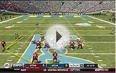 NCAA Football 13: PAC 12 Dynasty Utah vs UCLA Week 7
