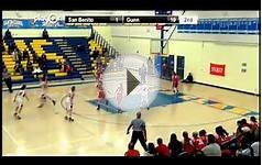 Olivia Tapia knocks down the 3-point shot for Gunn High School
