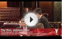 Religious Education in Public Schools: The Hon. Johnson Man