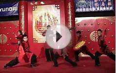 Shaolin Temple Cultural Center kungfu - Asian American