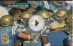 Stanford at UCLA Football 2008- Game Winning TD