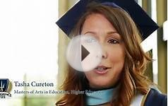 Tasha Cureton, Master of Art in Education, Higher Education