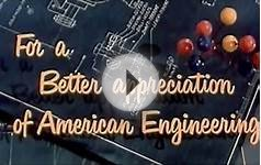 The American Engineer - 1956 Educational Documentary