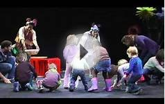 Theatre performances and arts education for children and