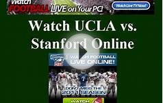 Watch STANFORD UCLA Game Online | UCLA STANFORD Football