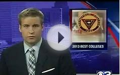 Western New England University Ranked in US News and World