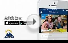 Widefield School District Mobile App
